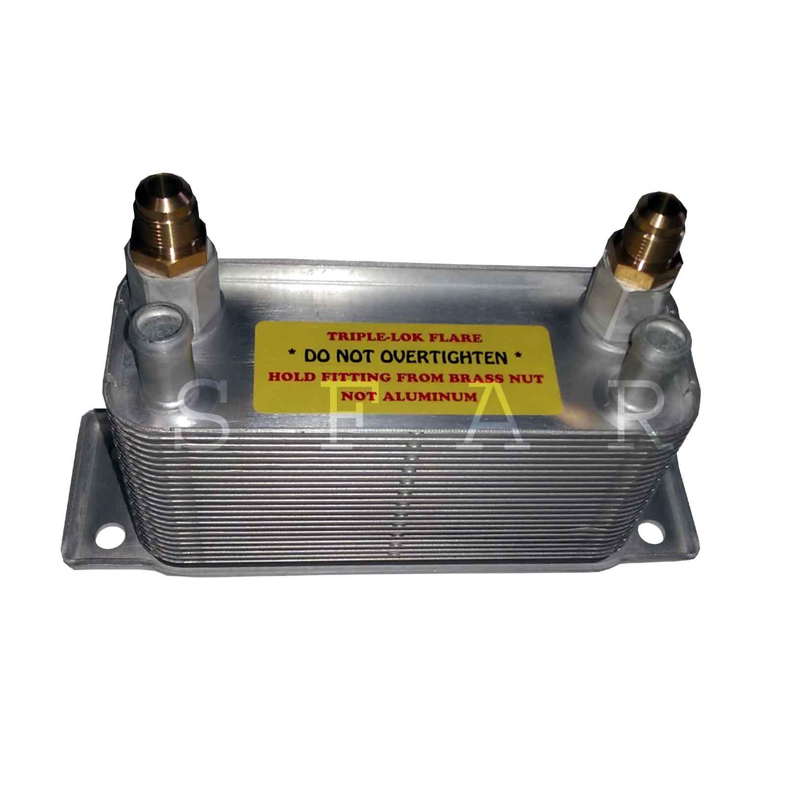 Dodge Diesel Transmission Torque Converter Cooler Heat