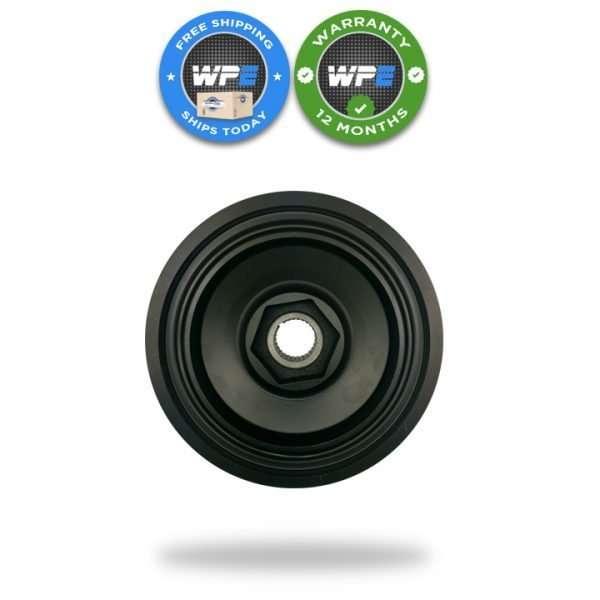 honda accord 2.7 v6 pulley harmonic balancer 95 96 97 crankshaft pulley 13810P0GA01 set