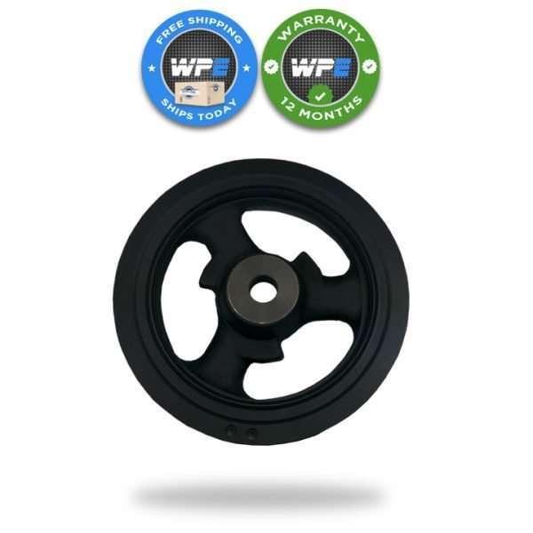 mini cooper base 1.6 R50 R52 02 03 04 05 06 07 08 pulley harmonic balancer crankshaft pulley 11237829906 set