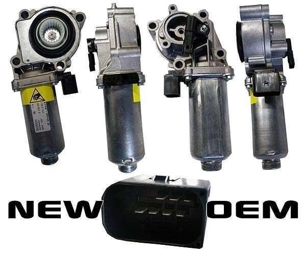 2004-10 BMW X5 X3 OEM TRANSFER CASE ELECTRIC MOTOR ...