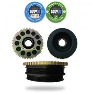 jaguar xj6 pulley harmonic balancer 95 96 97 crankshaft pulley EBC11491 EBC110833 set