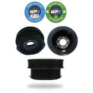 mazda millenia 2.3 pulley harmonic balancer 95 96 97 98 99 00 01 02 crankshaft pulley KJ0111400B set