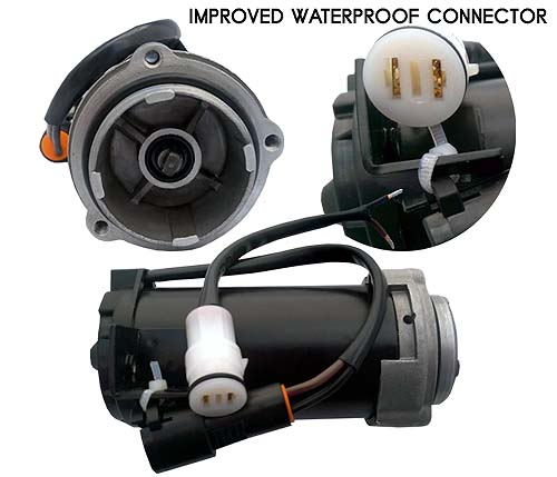 1998 – 2002 land rover range rover p38 abs booster pump motor, Wiring diagram