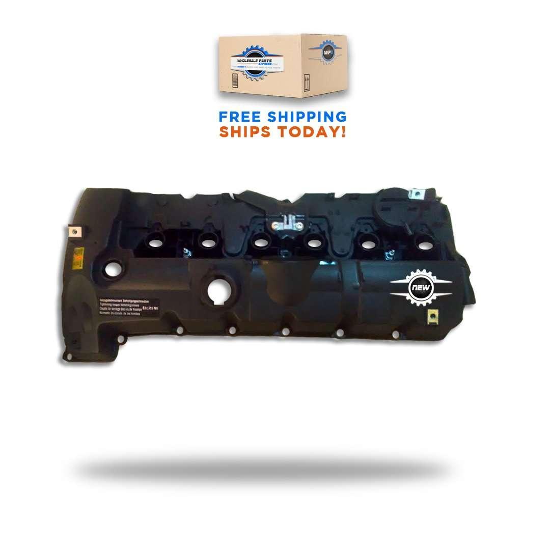 Engine Valve Cover For BMW E82 E90 E70 N52 11127552281