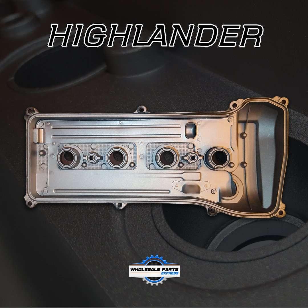 2002 Toyota Highlander For Sale: [Removing Cylinder Head 2002 Toyota Highlander]
