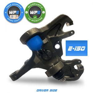 new ford e150 e-150 e 150 driver side left spindle knuckle 99 00 01 02 03 left side driver XC2Z3106AA