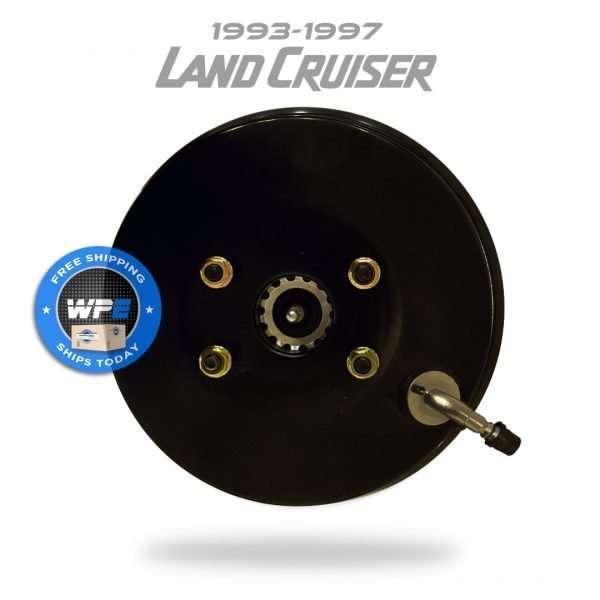 Toyota Land cruiser fzj80 fj80 lexus lx450 vacuum power Brake Booster Side 93 94 95 96 97