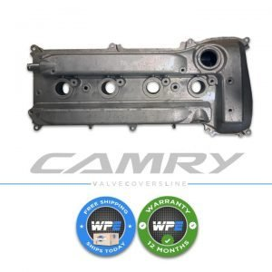 toyota camry hybrid base ce le se xle rav4 matrix highlander scion xb tc2.4 4 cylinder valve cover rocker cover engine cover cylinder head 07 08 09 10 11 12 2azfe 4cyl top