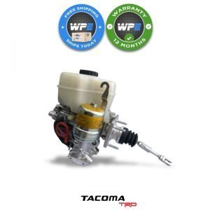 2012 2013 2014 toyota tacoma trd new-abs-pump-and-master-cylinder motor unit hydraulic brake booster oem refurbished part number 89541-04081 main