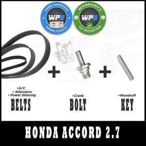 Accord 2.7 Harmonic Balancer Replacement kit