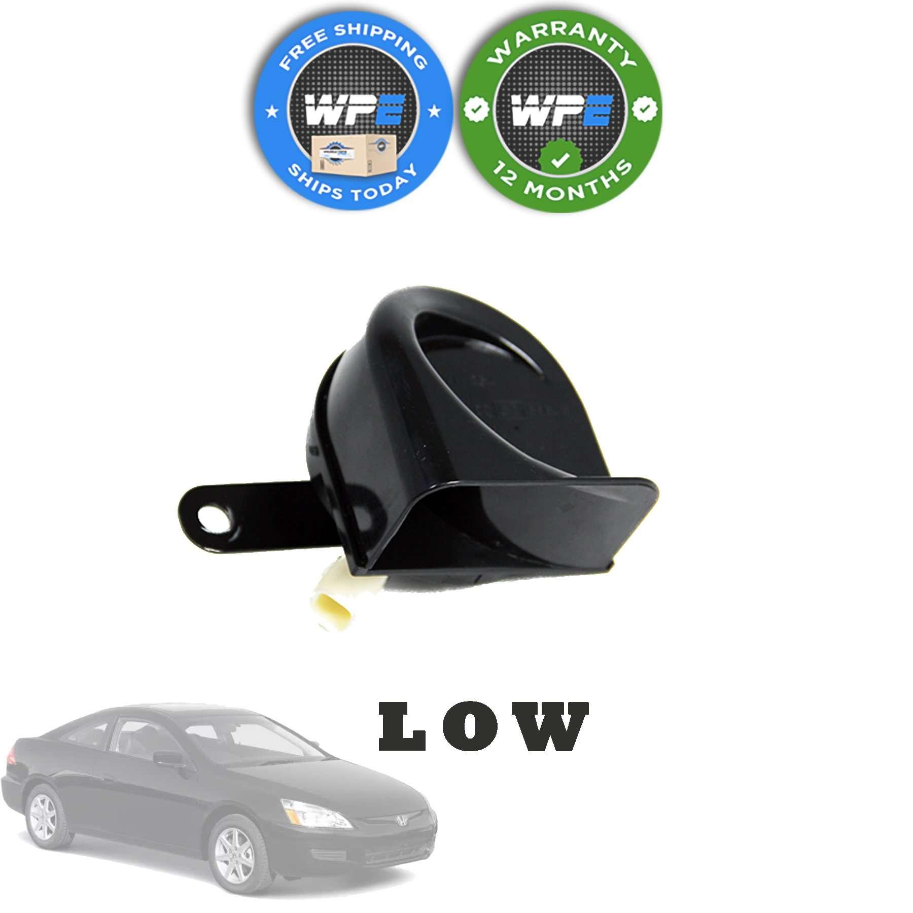 Horns For Honda Accord And Acura TSX RL 38100-38150 SDB