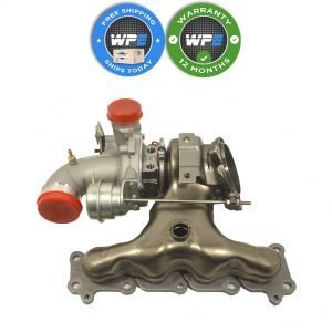 JAGUAR XF 2013-2015-Turbocharger Turbo JDE38464