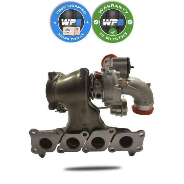 JAGUAR XF 2013-2015-Turbocharger Turbo JDE38464